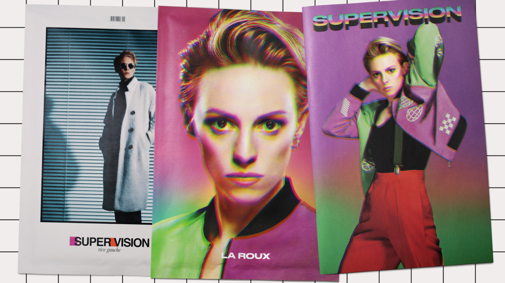 Art Direction & Design / Music<br /><strong>La Roux</strong>