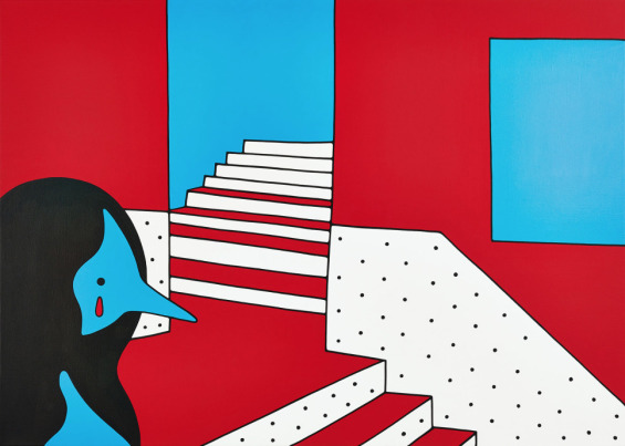 Parra at Jonathan Levine Gallery