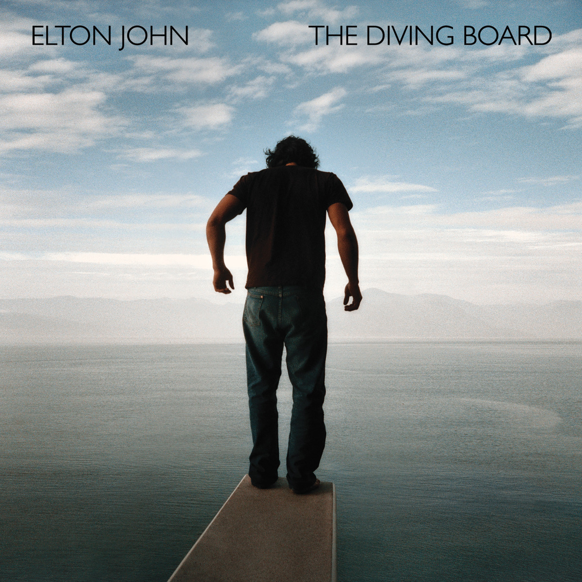 "Music / Elton John - The Diving Board<span class=""slide_numbers""><span class=""slide_number"">1</span>/2</span>"