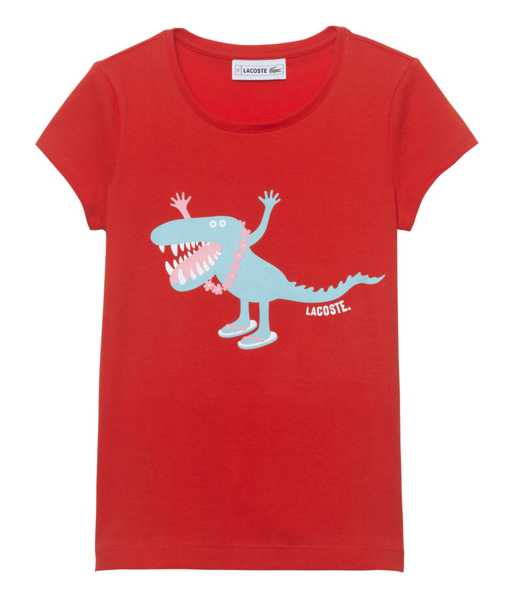 """Geneviève Gauckler / Product & Licensing  / Lacoste T-shirts<span class=""""slide_numbers""""><span class=""""slide_number"""">6</span>/6</span>"""
