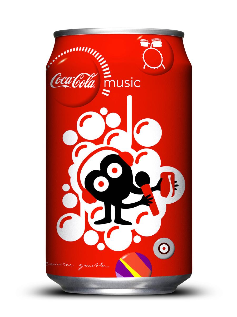"Geneviève Gauckler / Commercial Work / CocaCola Hong Kong<span class=""slide_numbers""><span class=""slide_number"">5</span>/5</span>"