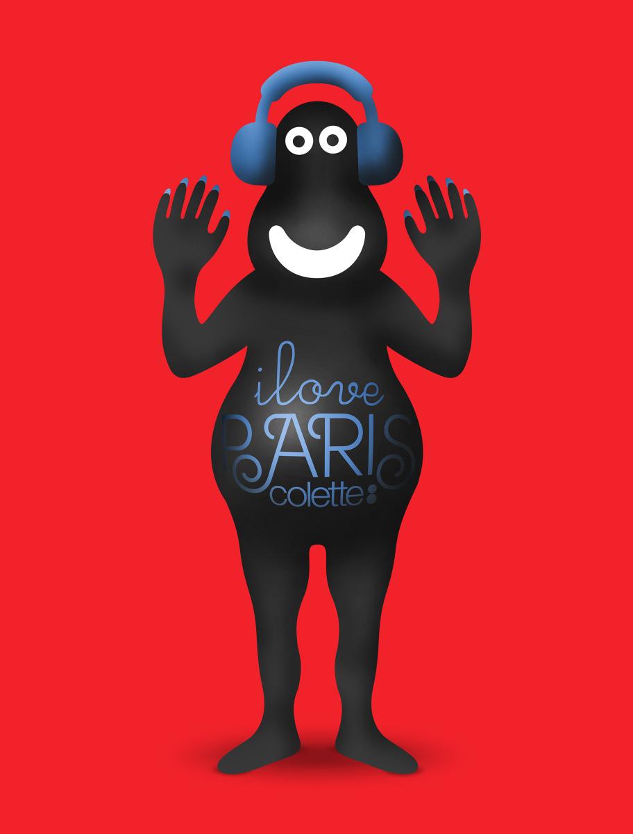 "Geneviève Gauckler / Product & Licensing  / Colette ""I Love Paris""<span class=""slide_numbers""><span class=""slide_number"">3</span>/10</span>"