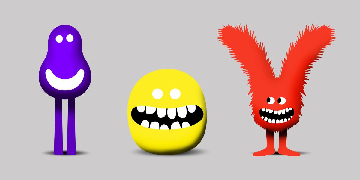 "Geneviève Gauckler / Character Design / Kandu<span class=""slide_numbers""><span class=""slide_number"">2</span>/3</span>"