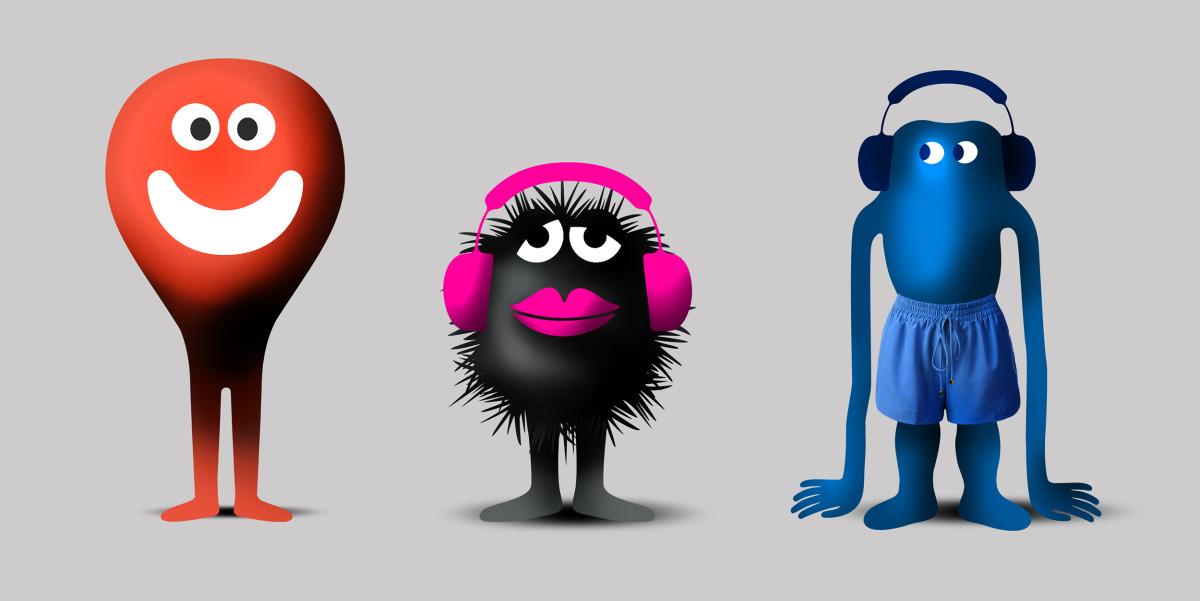 "Geneviève Gauckler / Character Design / Kandu<span class=""slide_numbers""><span class=""slide_number"">1</span>/3</span>"