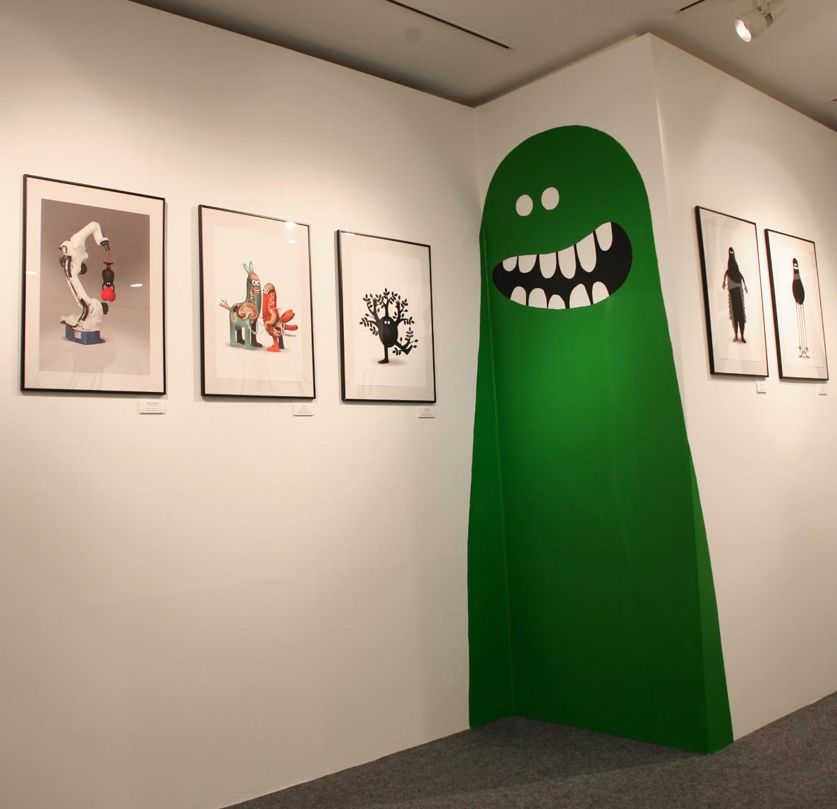 """Geneviève Gauckler / Character Design / Parco<span class=""""slide_numbers""""><span class=""""slide_number"""">21</span>/22</span>"""