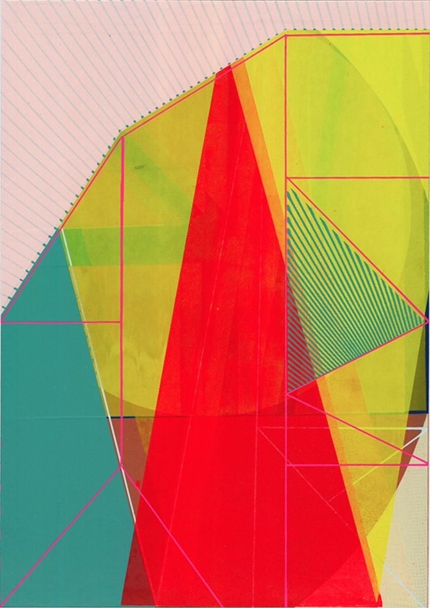 "Kate Gibb / Personal Work / Grid & Geometric<span class=""slide_numbers""><span class=""slide_number"">3</span>/5</span>"