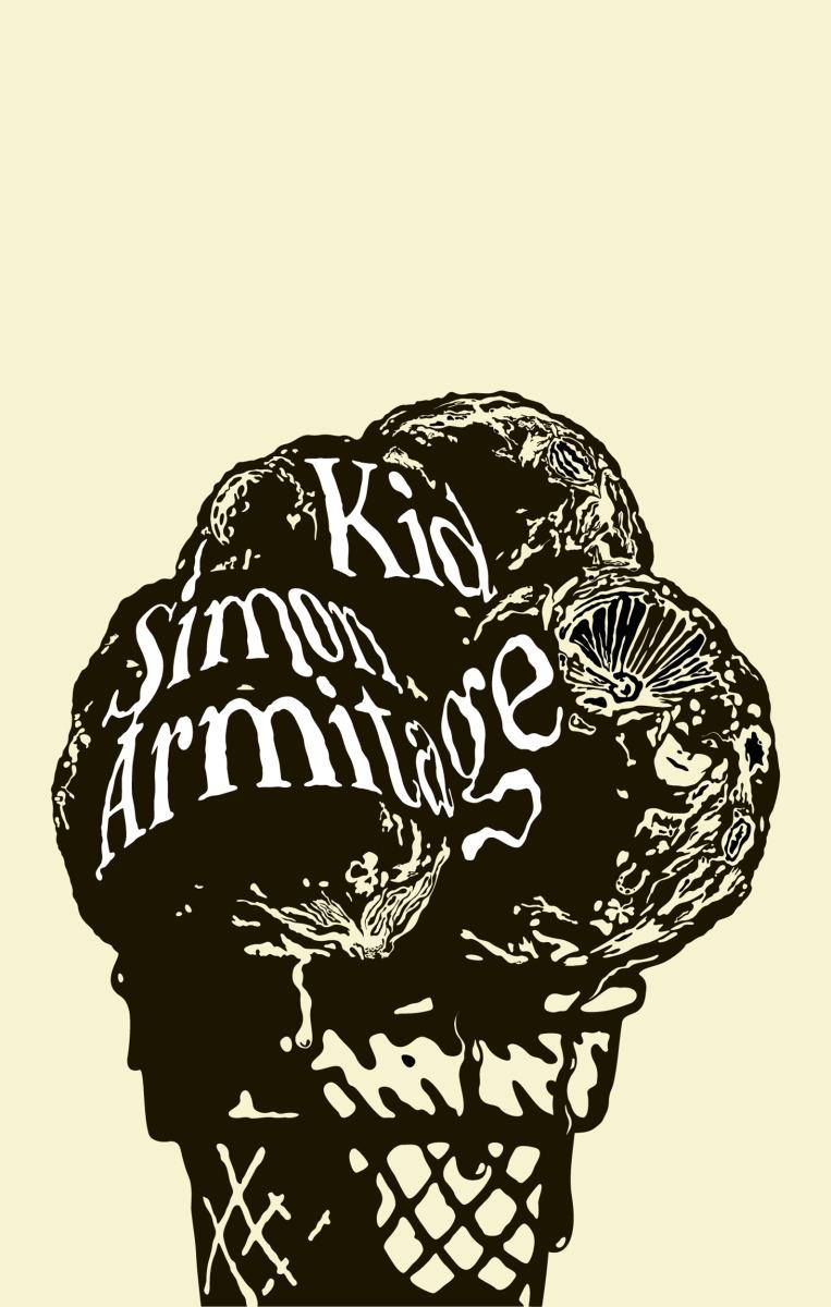 """Kam Tang / Books & Covers / Simon Armitage """"Kid""""<span class=""""slide_numbers""""><span class=""""slide_number"""">1</span>/1</span>"""