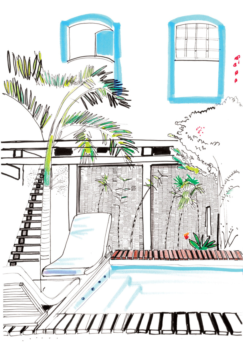 "Filipe Jardim / Commercial Work / Casa Turquesa Paraty<span class=""slide_numbers""><span class=""slide_number"">5</span>/13</span>"