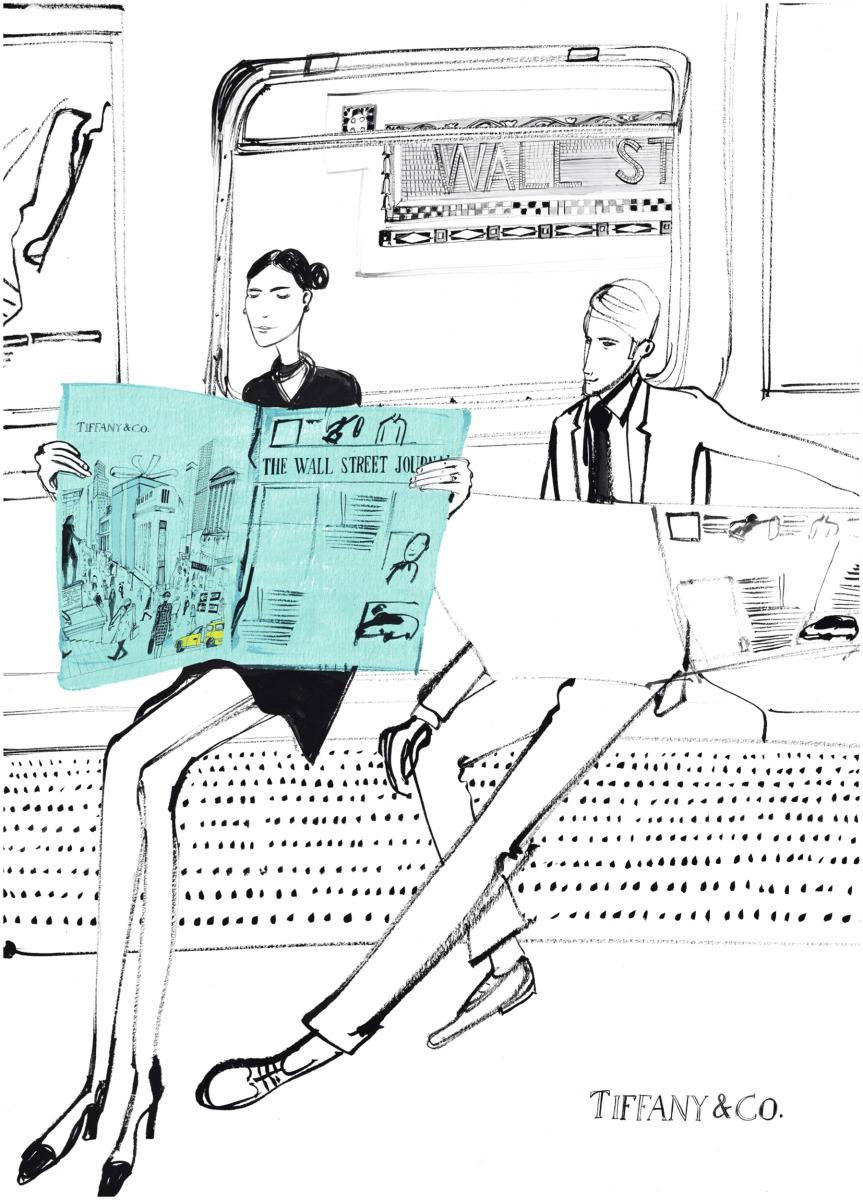 "Filipe Jardim / Commercial Work / Tiffany Wall Street<span class=""slide_numbers""><span class=""slide_number"">1</span>/4</span>"