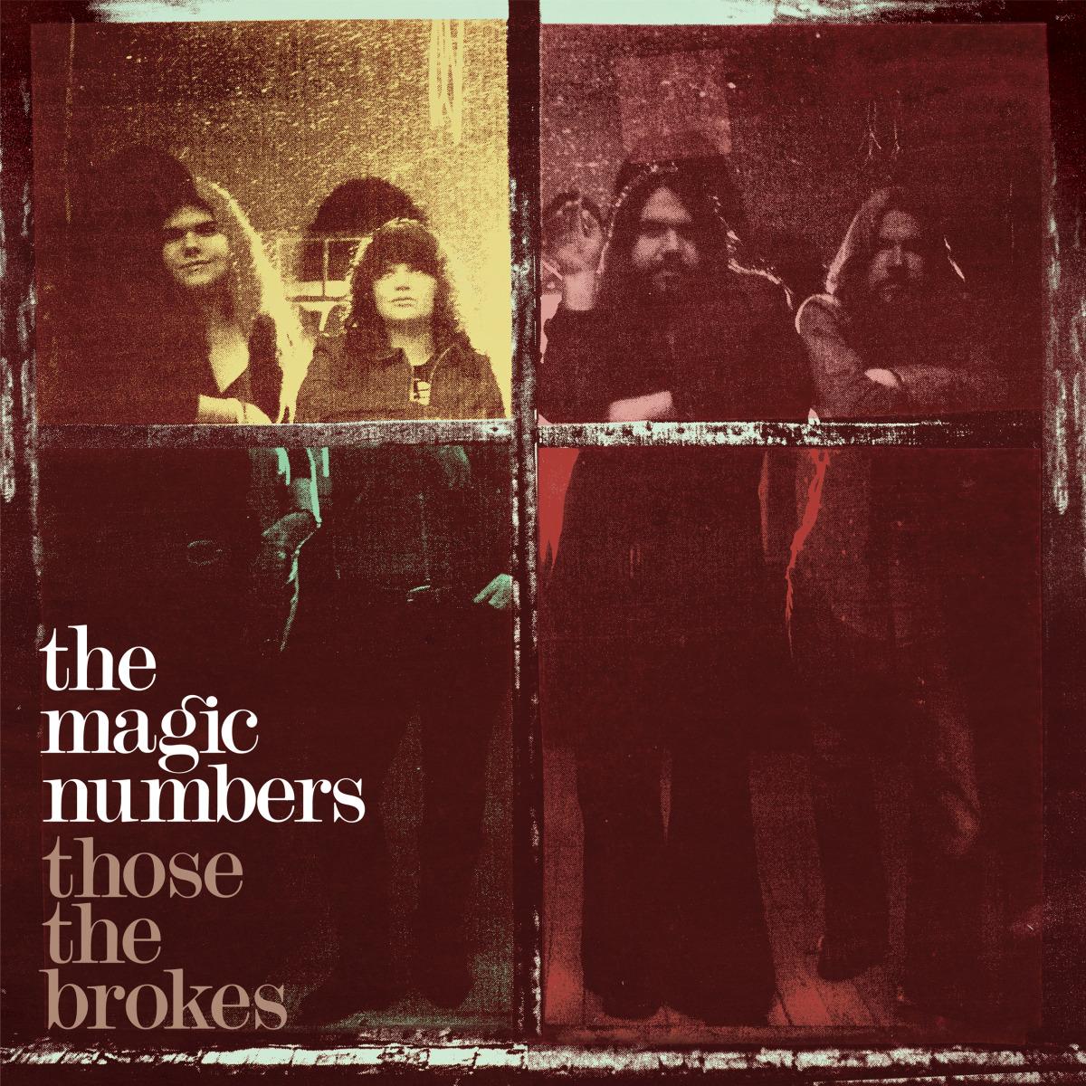 "Kate Gibb / Music / The Magic Numbers - Those The Brokes<span class=""slide_numbers""><span class=""slide_number"">1</span>/4</span>"