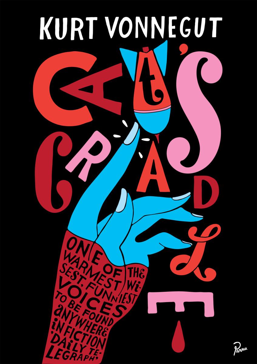 """Parra / Books / Kurt Vonnegut - Cat's Cradle<span class=""""slide_numbers""""><span class=""""slide_number"""">1</span>/1</span>"""