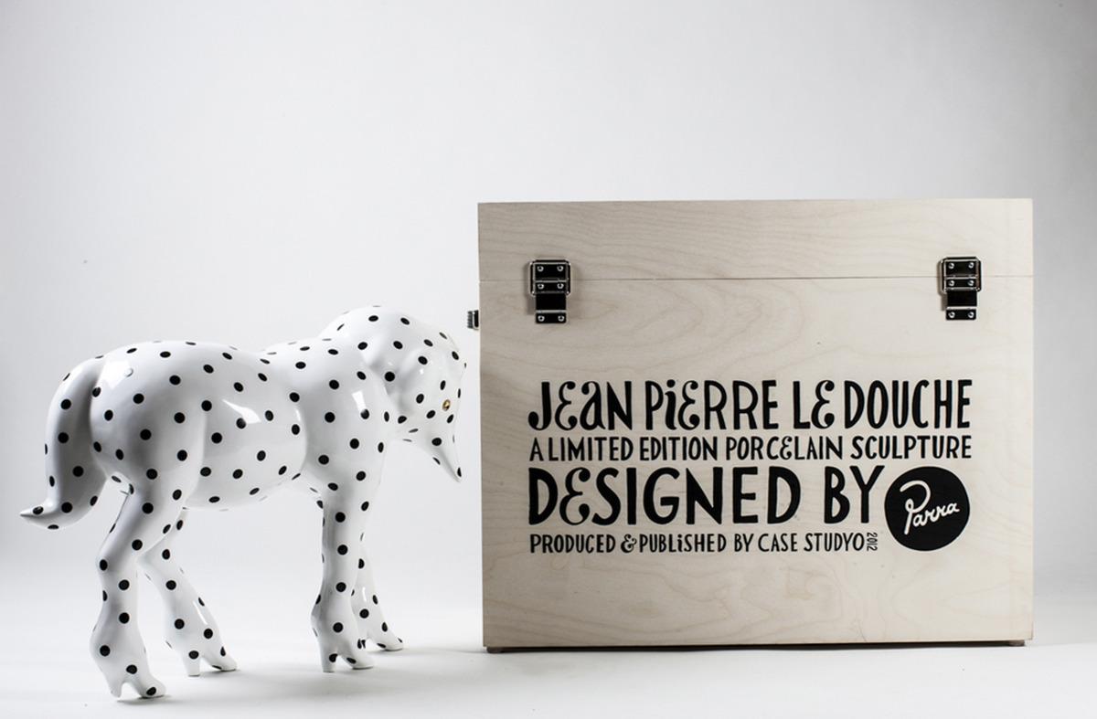 """Parra / Sculpture / Jean Pierre LeDouche<span class=""""slide_numbers""""><span class=""""slide_number"""">2</span>/2</span>"""