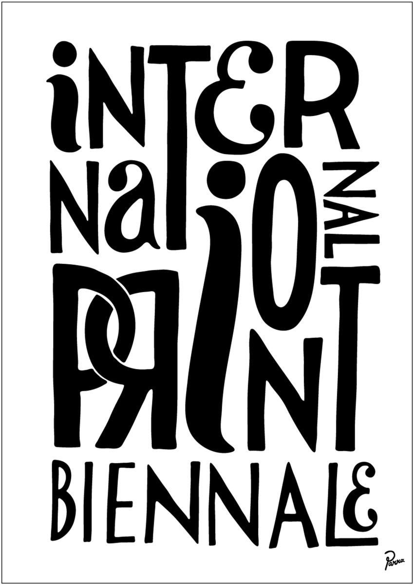 "Parra / Commercial Work / Print Biennale<span class=""slide_numbers""><span class=""slide_number"">2</span>/3</span>"