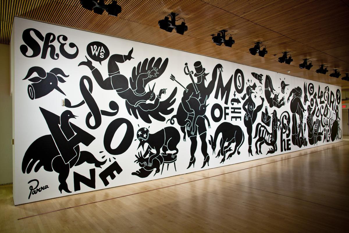 """Parra / Mural / San Francisco MOMA<span class=""""slide_numbers""""><span class=""""slide_number"""">1</span>/7</span>"""