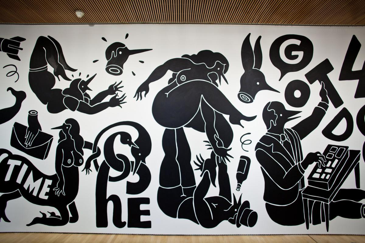 """Parra / Mural / San Francisco MOMA<span class=""""slide_numbers""""><span class=""""slide_number"""">5</span>/7</span>"""