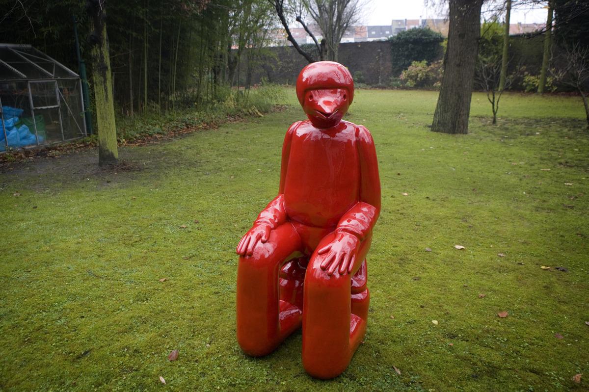 "Parra / Sculpture / Sitting Douche<span class=""slide_numbers""><span class=""slide_number"">5</span>/5</span>"