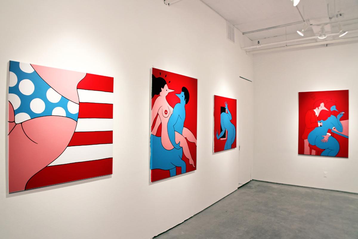 "Parra / Exhibition / Tracy Had A Bad Sunday<span class=""slide_numbers""><span class=""slide_number"">4</span>/4</span>"
