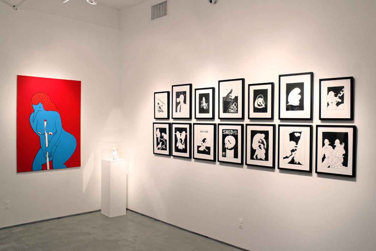 "Parra / Exhibition / Tracy Had A Bad Sunday<span class=""slide_numbers""><span class=""slide_number"">3</span>/4</span>"