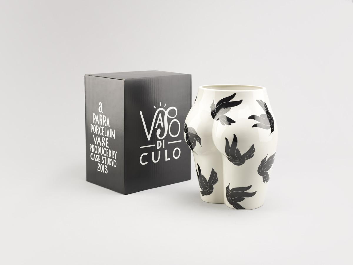 """Parra / Sculpture / Case Studio - Vaso Di Culo<span class=""""slide_numbers""""><span class=""""slide_number"""">6</span>/12</span>"""