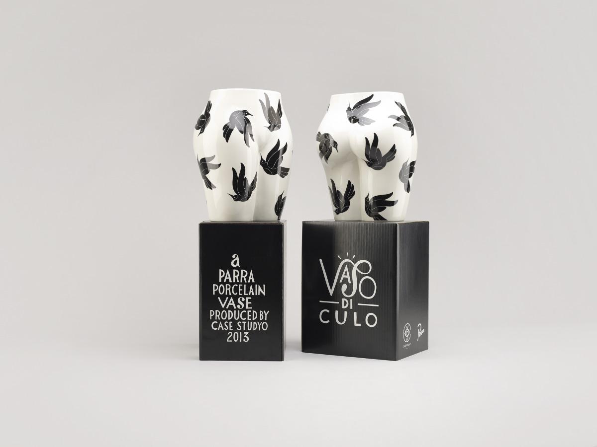 """Parra / Sculpture / Case Studio - Vaso Di Culo<span class=""""slide_numbers""""><span class=""""slide_number"""">3</span>/12</span>"""
