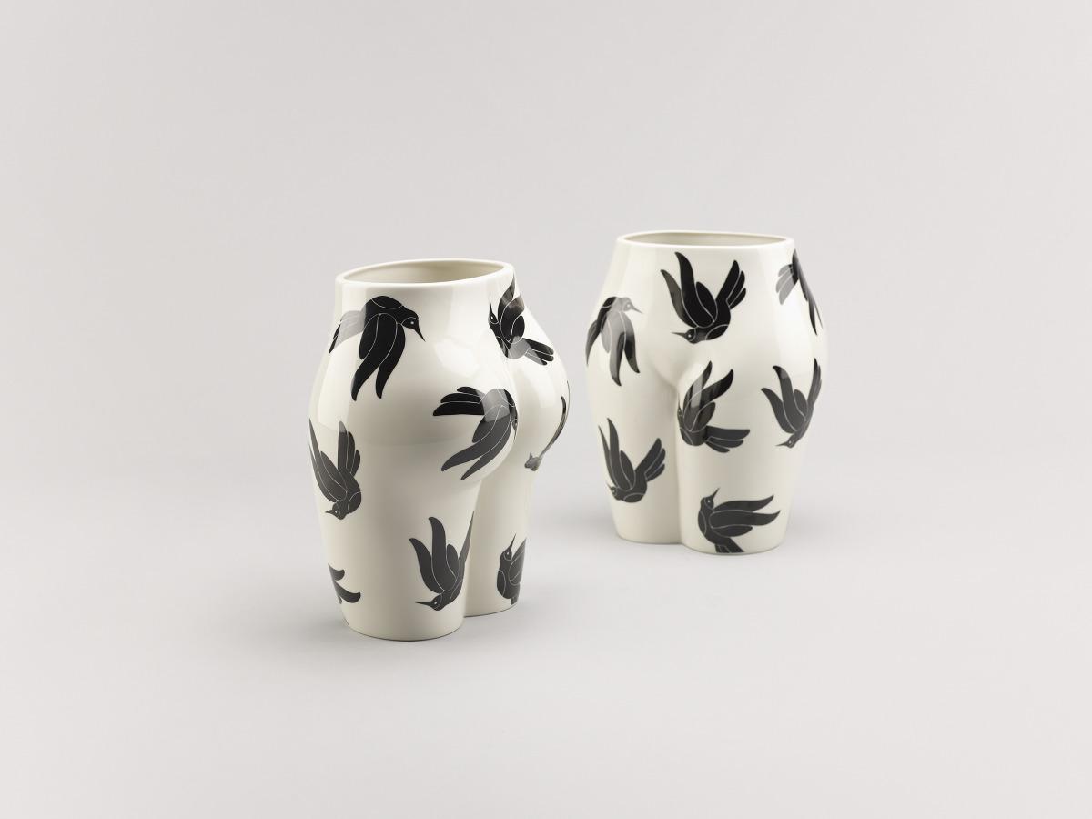 """Parra / Sculpture / Case Studio - Vaso Di Culo<span class=""""slide_numbers""""><span class=""""slide_number"""">2</span>/12</span>"""