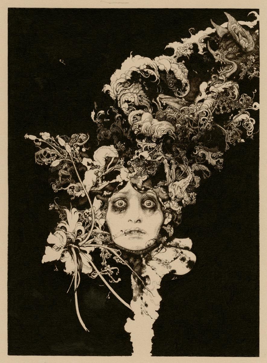 "Vania Zouravliov / Commercial Work / Dracula Poster<span class=""slide_numbers""><span class=""slide_number"">1</span>/4</span>"
