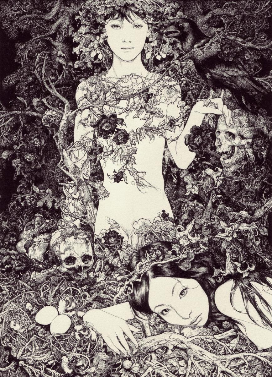 """Vania Zouravliov / Personal Work / Autumn Rot<span class=""""slide_numbers""""><span class=""""slide_number"""">1</span>/1</span>"""