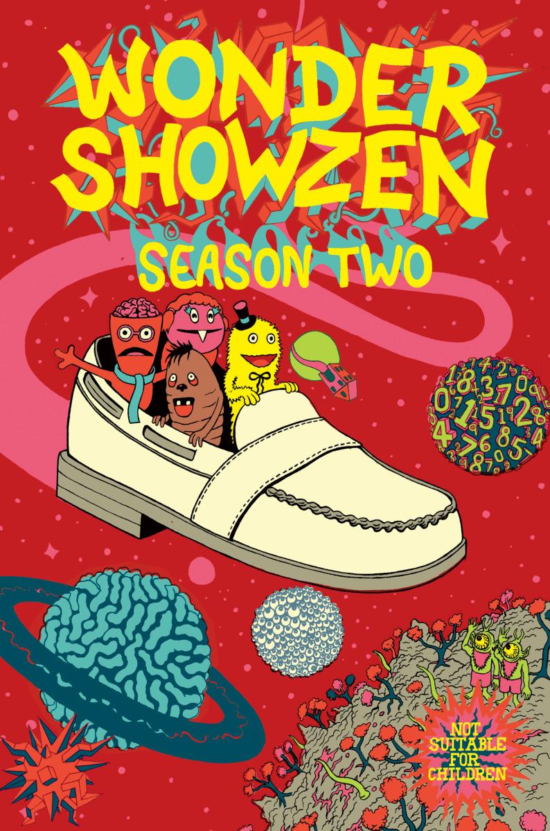 """Will Sweeney / Comics & Zines / Wondershowzen<span class=""""slide_numbers""""><span class=""""slide_number"""">1</span>/6</span>"""