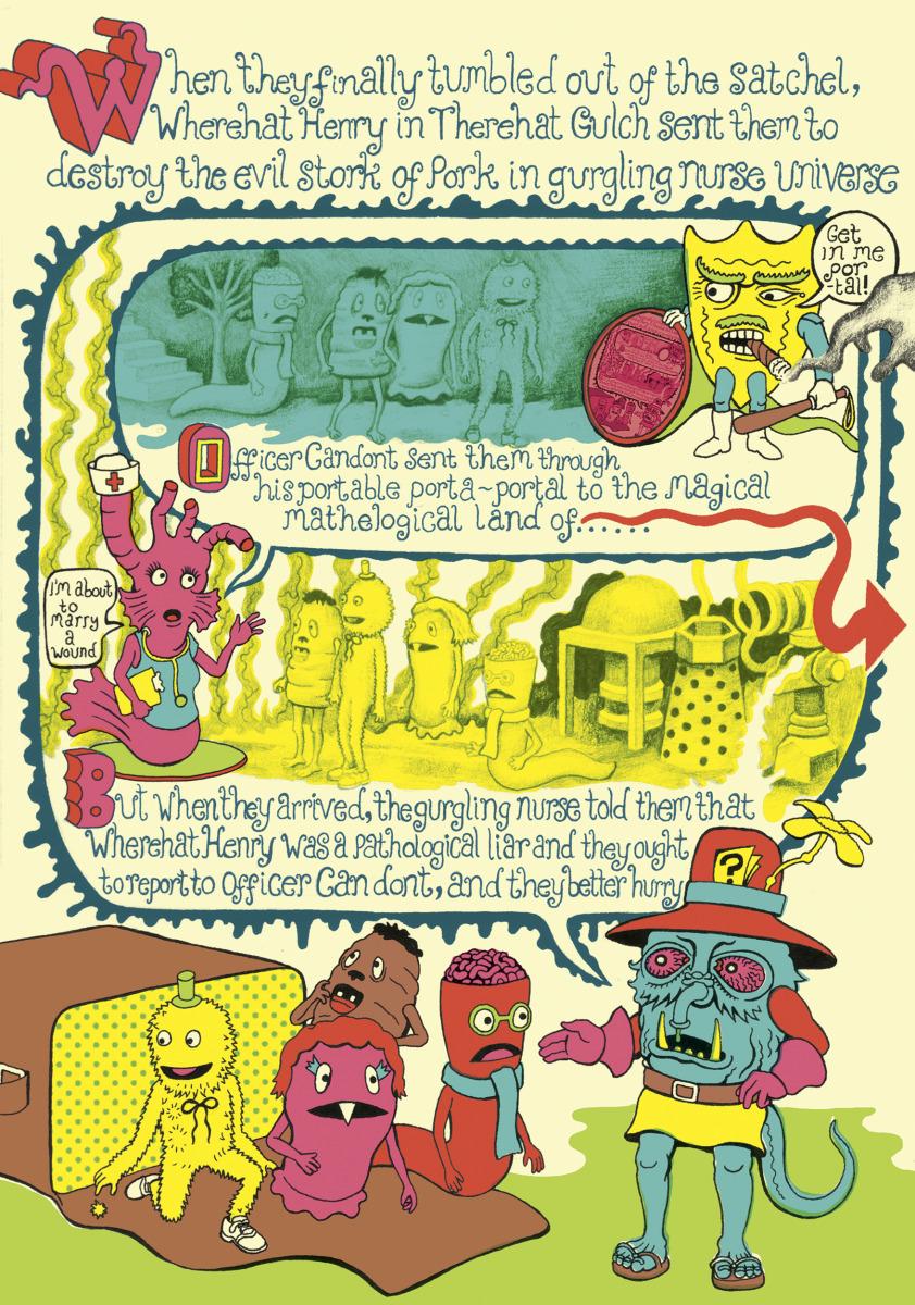 """Will Sweeney / Comics & Zines / Wondershowzen<span class=""""slide_numbers""""><span class=""""slide_number"""">3</span>/6</span>"""