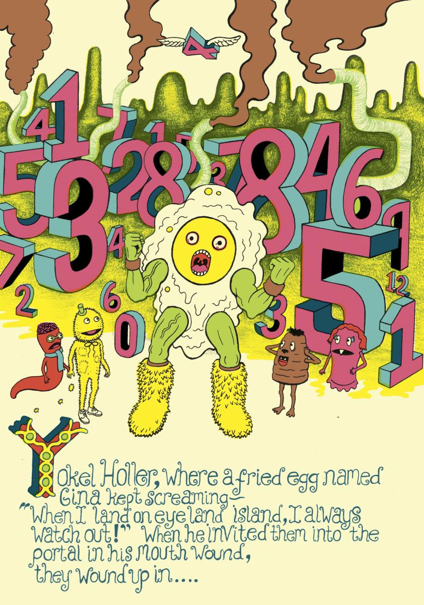 """Will Sweeney / Comics & Zines / Wondershowzen<span class=""""slide_numbers""""><span class=""""slide_number"""">2</span>/6</span>"""