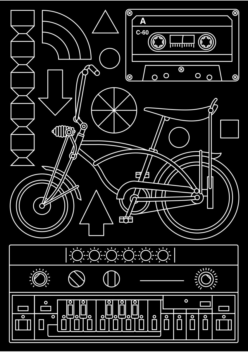 """Anthony Burrill / Personal Work / Design Drawing<span class=""""slide_numbers""""><span class=""""slide_number"""">3</span>/4</span>"""