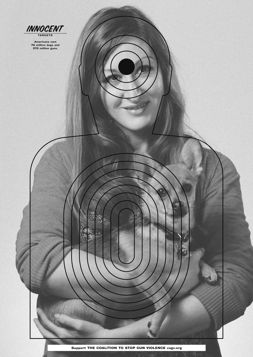 """Anthony Burrill / Exhibition / Innocent Targets<span class=""""slide_numbers""""><span class=""""slide_number"""">7</span>/12</span>"""