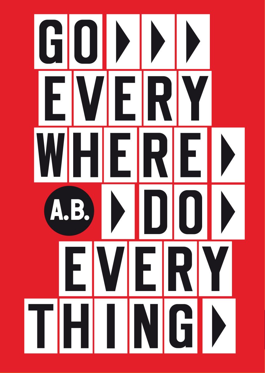 """Anthony Burrill / Personal Work / Yes Posters<span class=""""slide_numbers""""><span class=""""slide_number"""">9</span>/10</span>"""