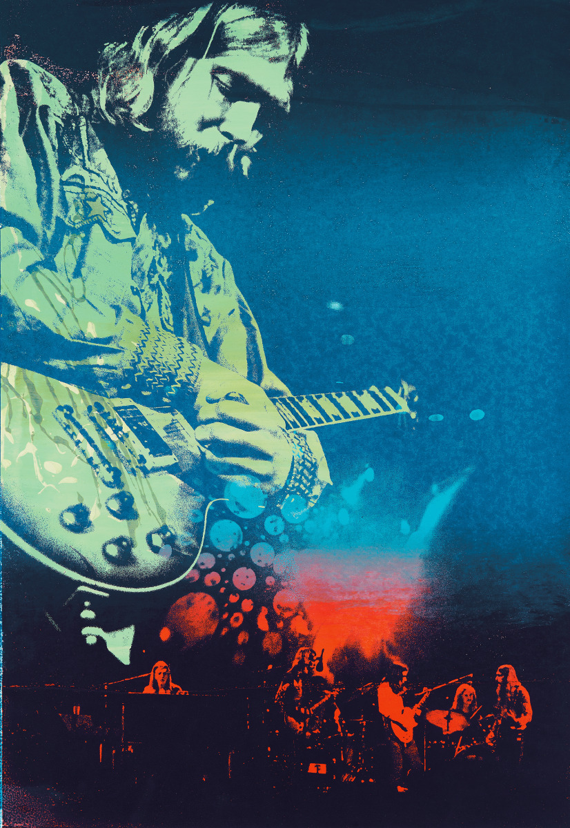 "Kate Gibb / Book Covers / Allman Brothers<span class=""slide_numbers""><span class=""slide_number"">1</span>/2</span>"