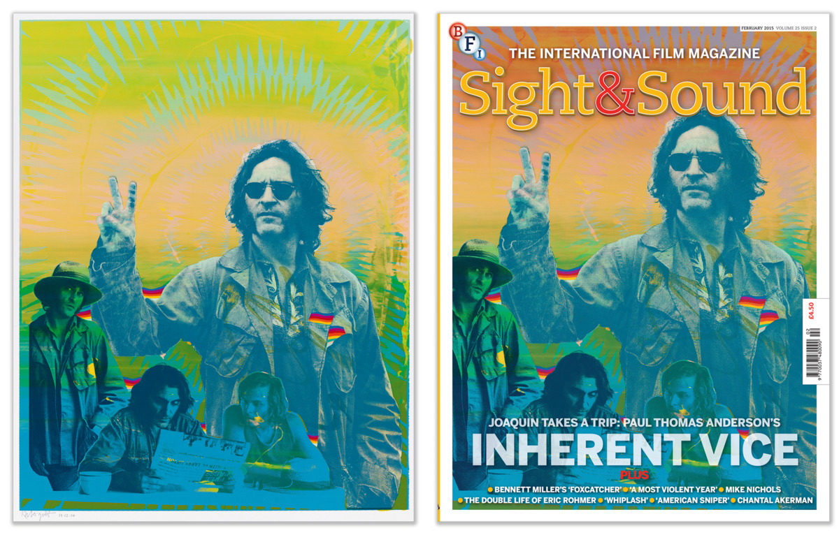 "Kate Gibb / Editorial / Sight & Sound - Inherant Vice<span class=""slide_numbers""><span class=""slide_number"">2</span>/2</span>"