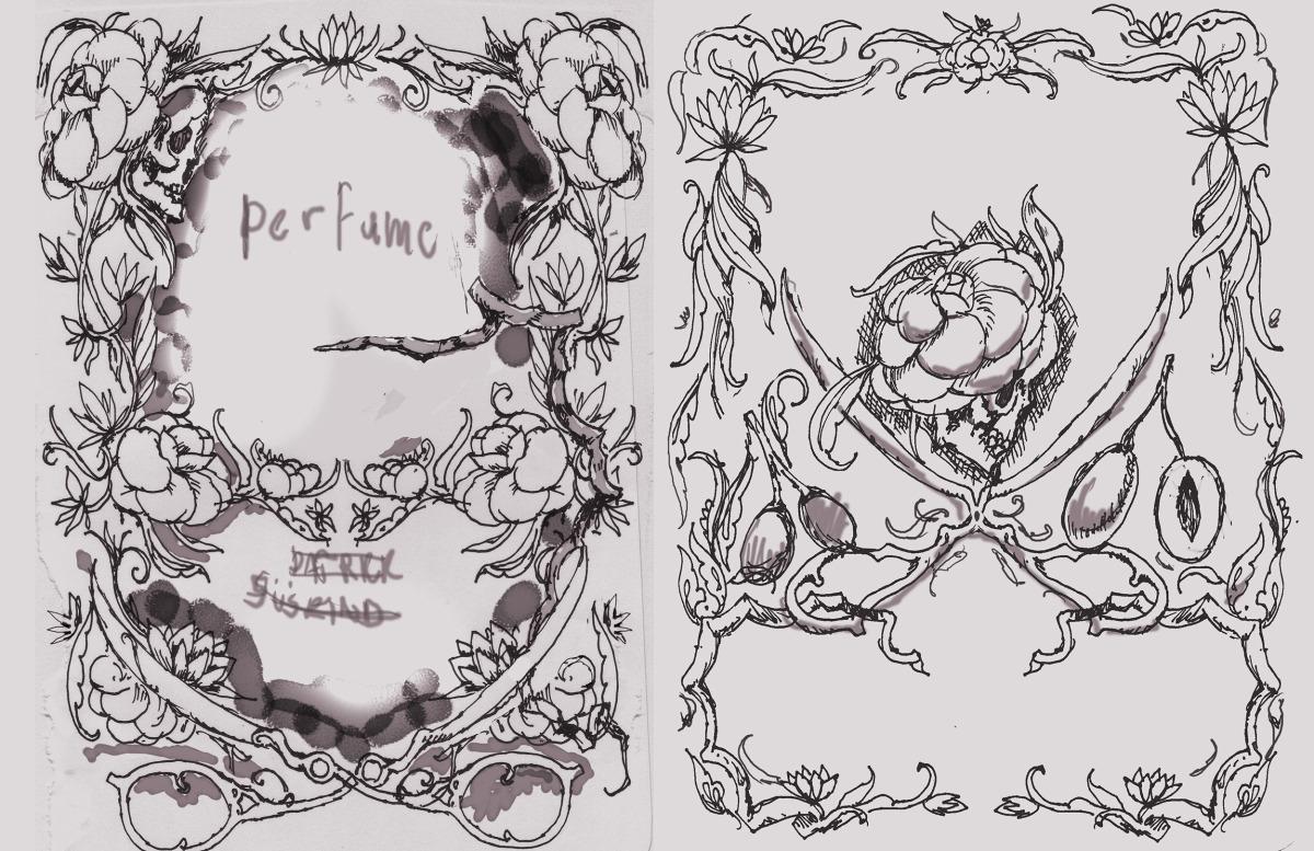 "Klaus Haapaniemi / Book Covers / Perfume<span class=""slide_numbers""><span class=""slide_number"">2</span>/2</span>"