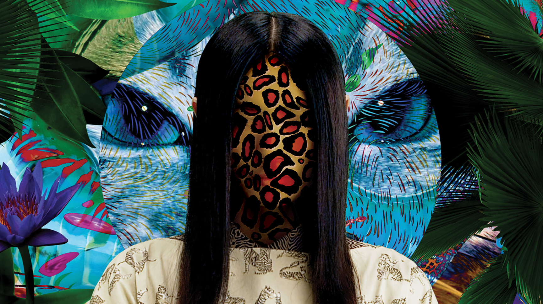 Mat Maitland<br /><strong>Kenzo - Electric Jungle</strong>