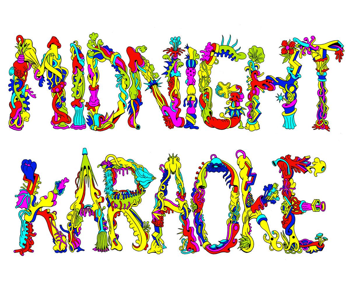 "Will Sweeney / Music / Midnight Karaoke Sleeve<span class=""slide_numbers""><span class=""slide_number"">1</span>/1</span>"
