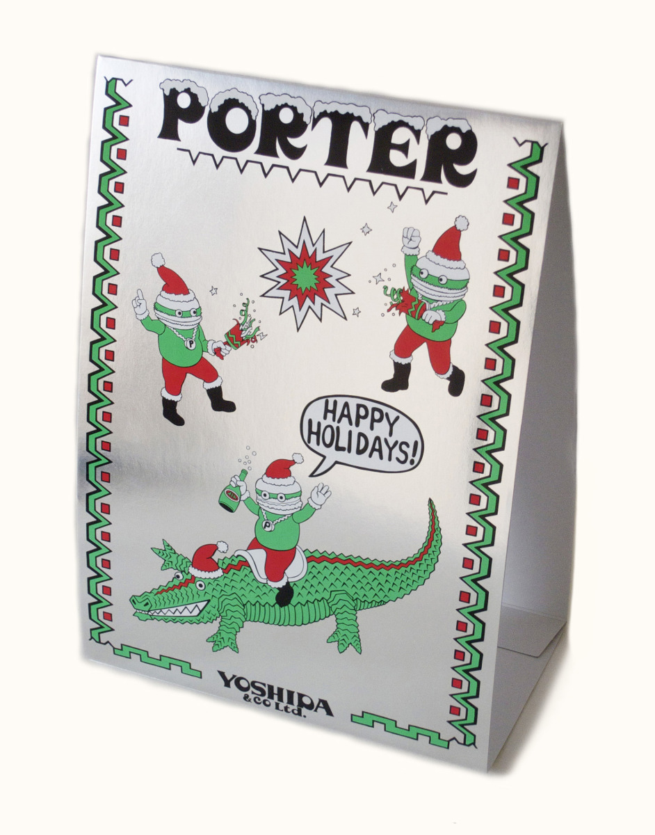 """Will Sweeney / Commercial Work / Porter Christmas Packaging<span class=""""slide_numbers""""><span class=""""slide_number"""">1</span>/2</span>"""