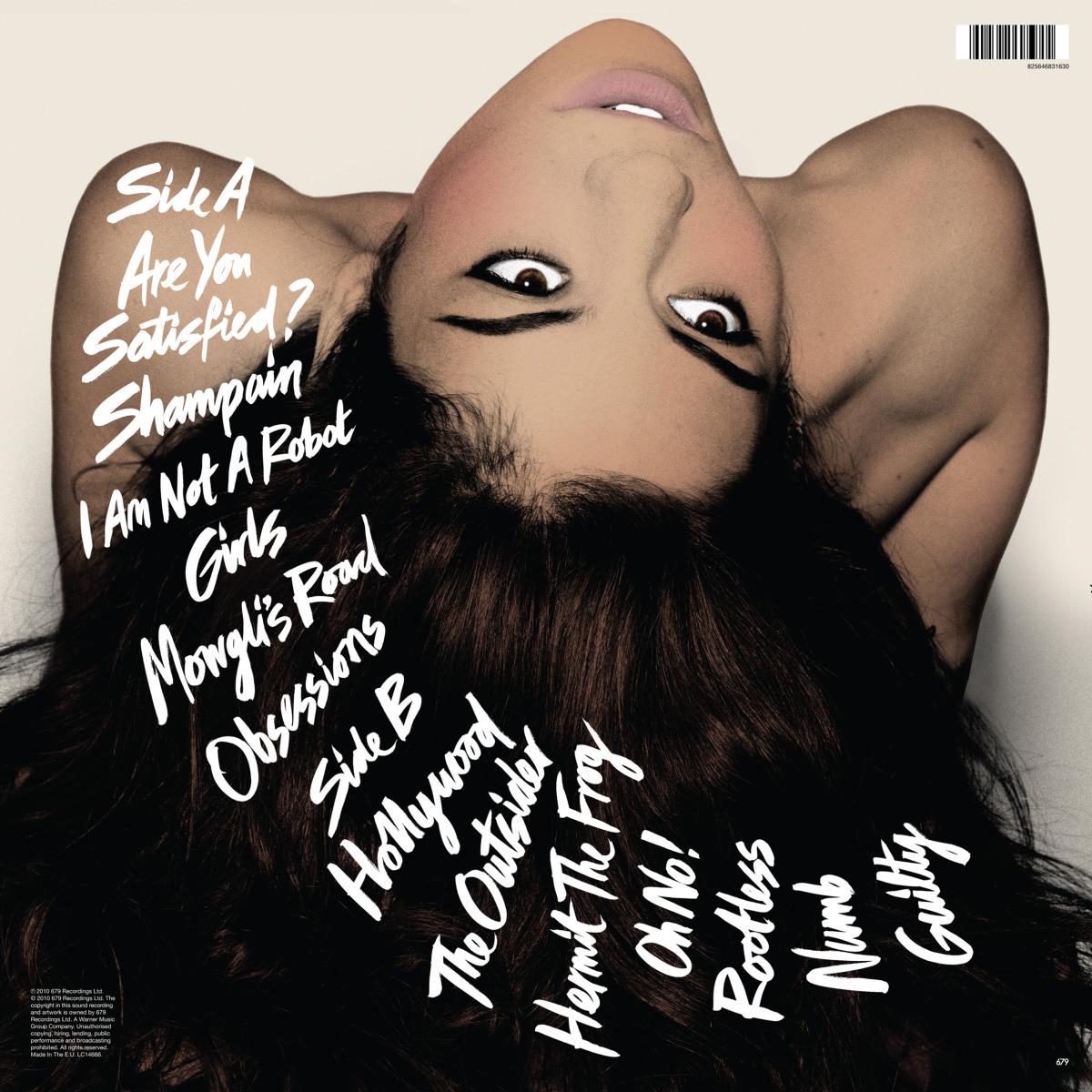 "Music / Marina & The Diamonds<span class=""slide_numbers""><span class=""slide_number"">2</span>/4</span>"