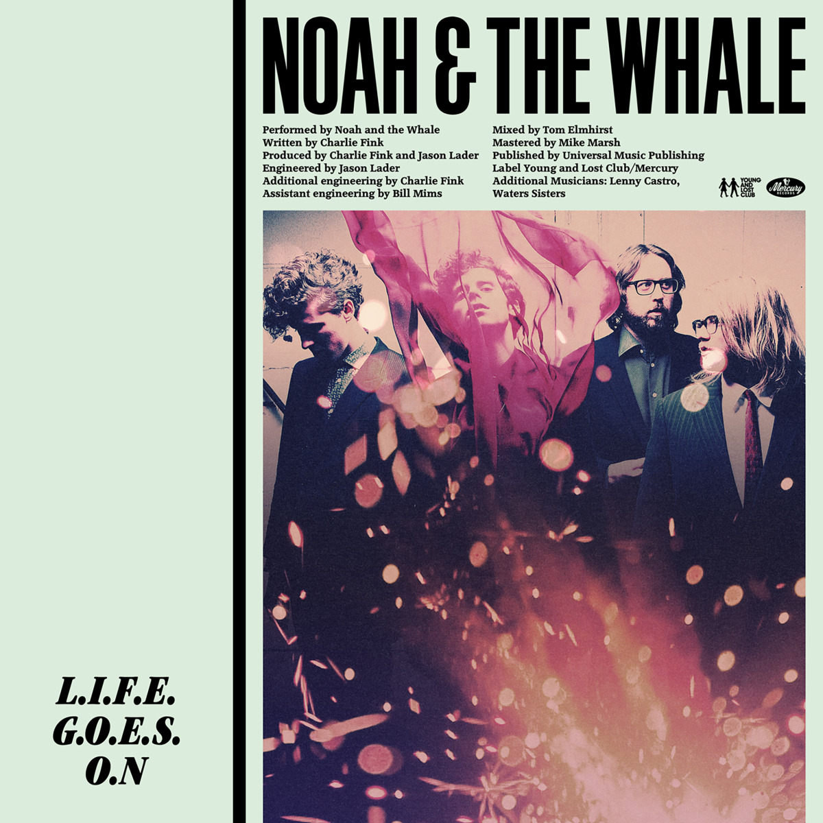 """Music / Noah & The Whale<span class=""""slide_numbers""""><span class=""""slide_number"""">2</span>/2</span>"""