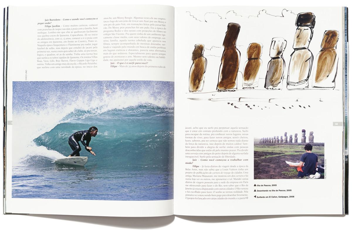 "Filipe Jardim / Editorial / Surfer's Journal<span class=""slide_numbers""><span class=""slide_number"">3</span>/5</span>"