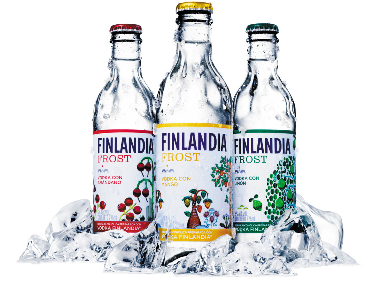 "Klaus Haapaniemi / Commercial Work / Finlandia Frost<span class=""slide_numbers""><span class=""slide_number"">1</span>/4</span>"