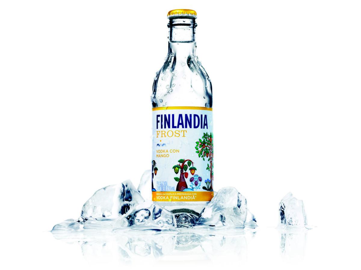 "Klaus Haapaniemi / Commercial Work / Finlandia Frost<span class=""slide_numbers""><span class=""slide_number"">2</span>/4</span>"