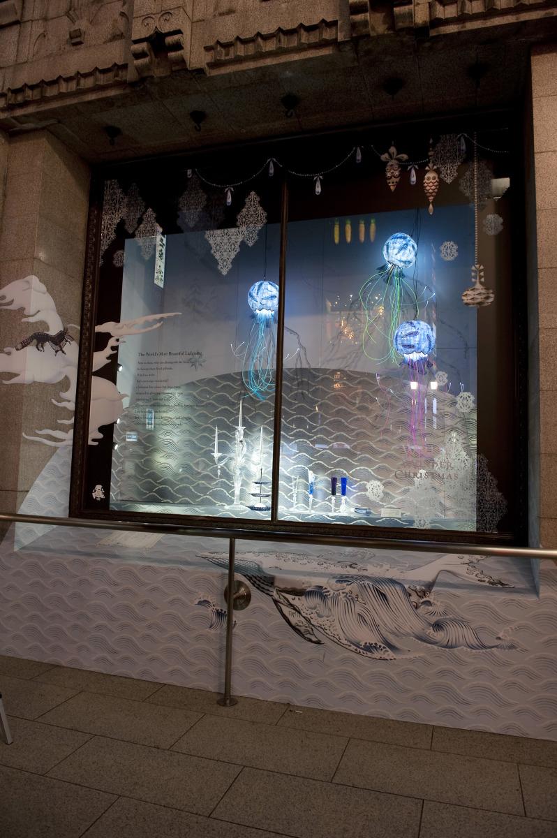 """Klaus Haapaniemi / Commercial Work / Isetan Interiors 2011<span class=""""slide_numbers""""><span class=""""slide_number"""">13</span>/22</span>"""