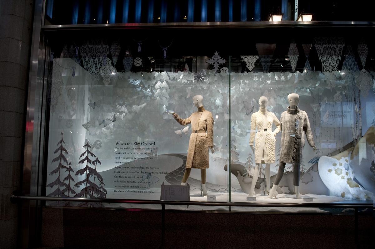 """Klaus Haapaniemi / Commercial Work / Isetan Interiors 2011<span class=""""slide_numbers""""><span class=""""slide_number"""">10</span>/22</span>"""
