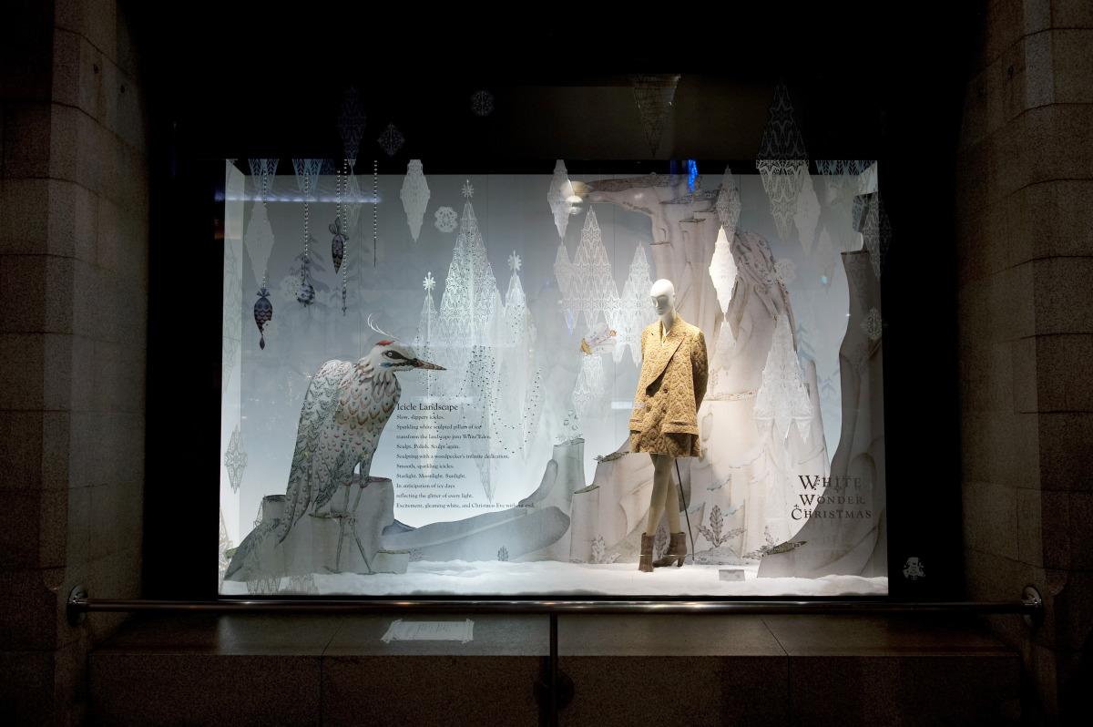 """Klaus Haapaniemi / Commercial Work / Isetan Interiors 2011<span class=""""slide_numbers""""><span class=""""slide_number"""">16</span>/22</span>"""
