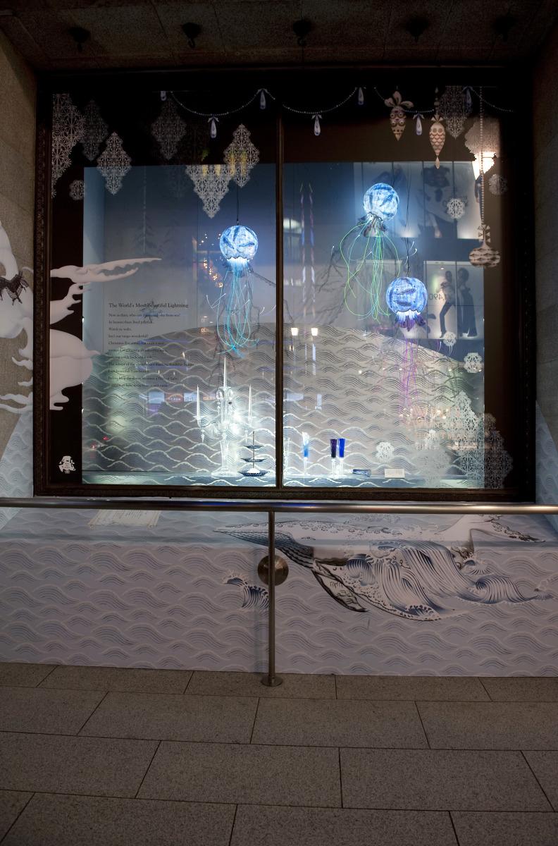 """Klaus Haapaniemi / Commercial Work / Isetan Interiors 2011<span class=""""slide_numbers""""><span class=""""slide_number"""">14</span>/22</span>"""