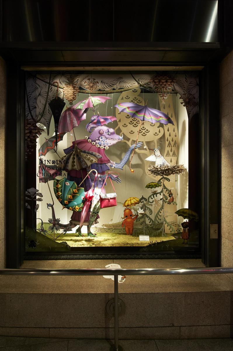 """Klaus Haapaniemi / Commercial Work / Isetan Interiors 2013<span class=""""slide_numbers""""><span class=""""slide_number"""">10</span>/18</span>"""