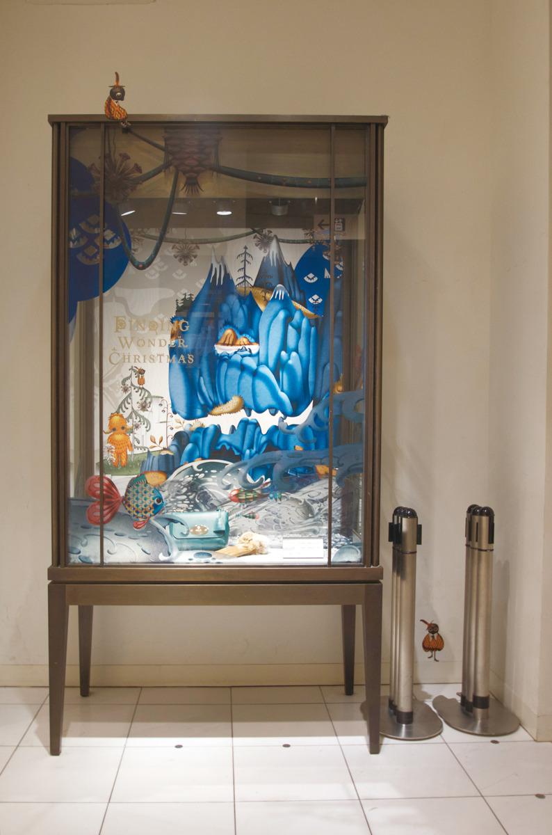 """Klaus Haapaniemi / Commercial Work / Isetan Interiors 2013<span class=""""slide_numbers""""><span class=""""slide_number"""">5</span>/18</span>"""